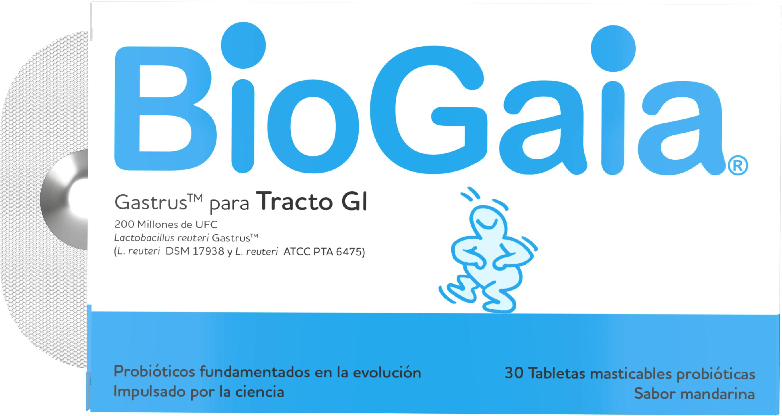 BioGaia Gastrus