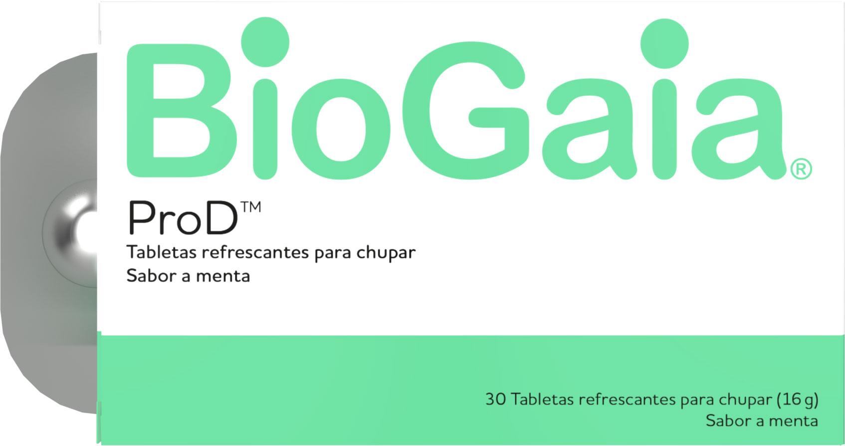 BioGaia Prodentis Comprimidos