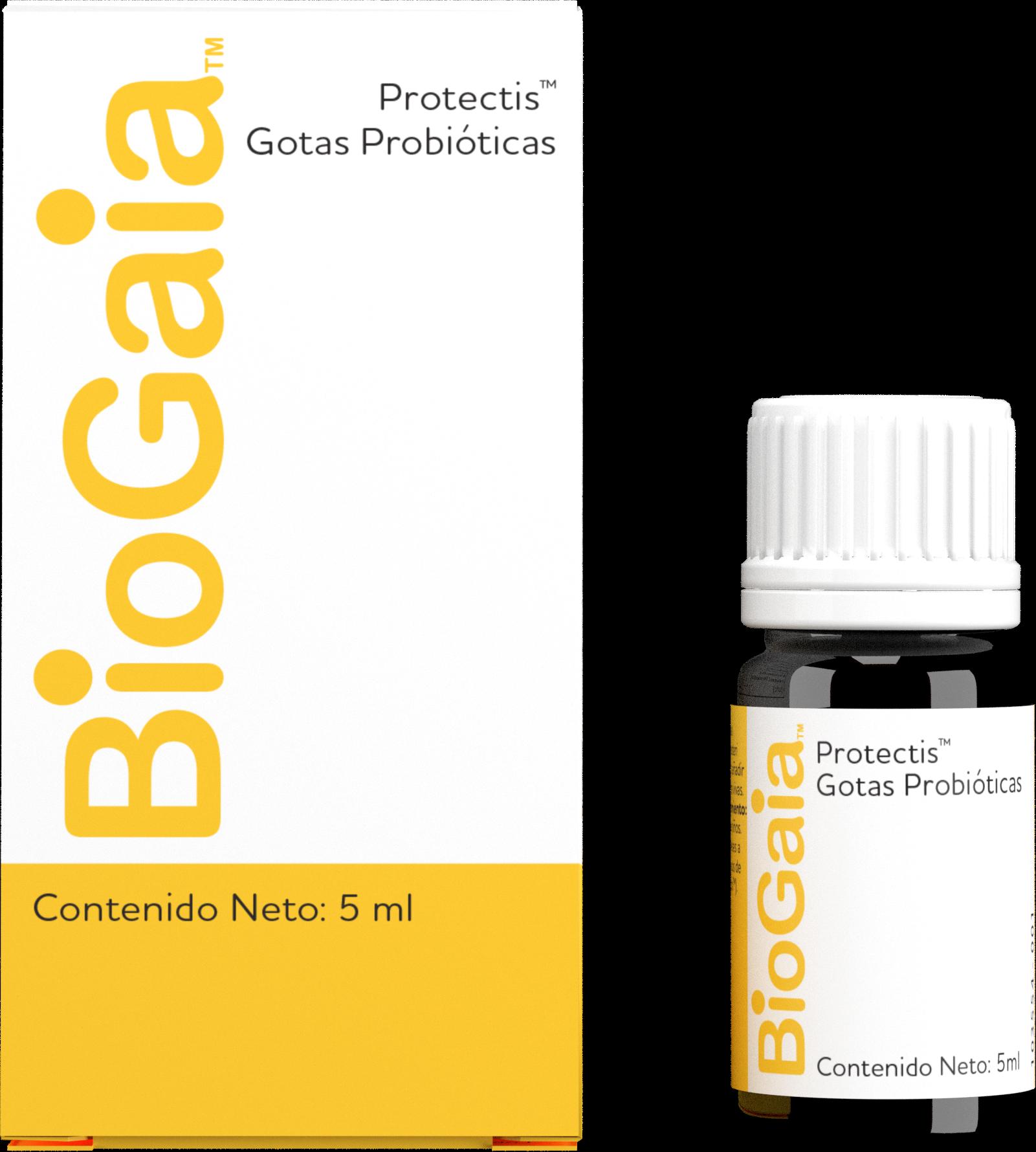 BioGaia Protectis probiotic drops Uruguay