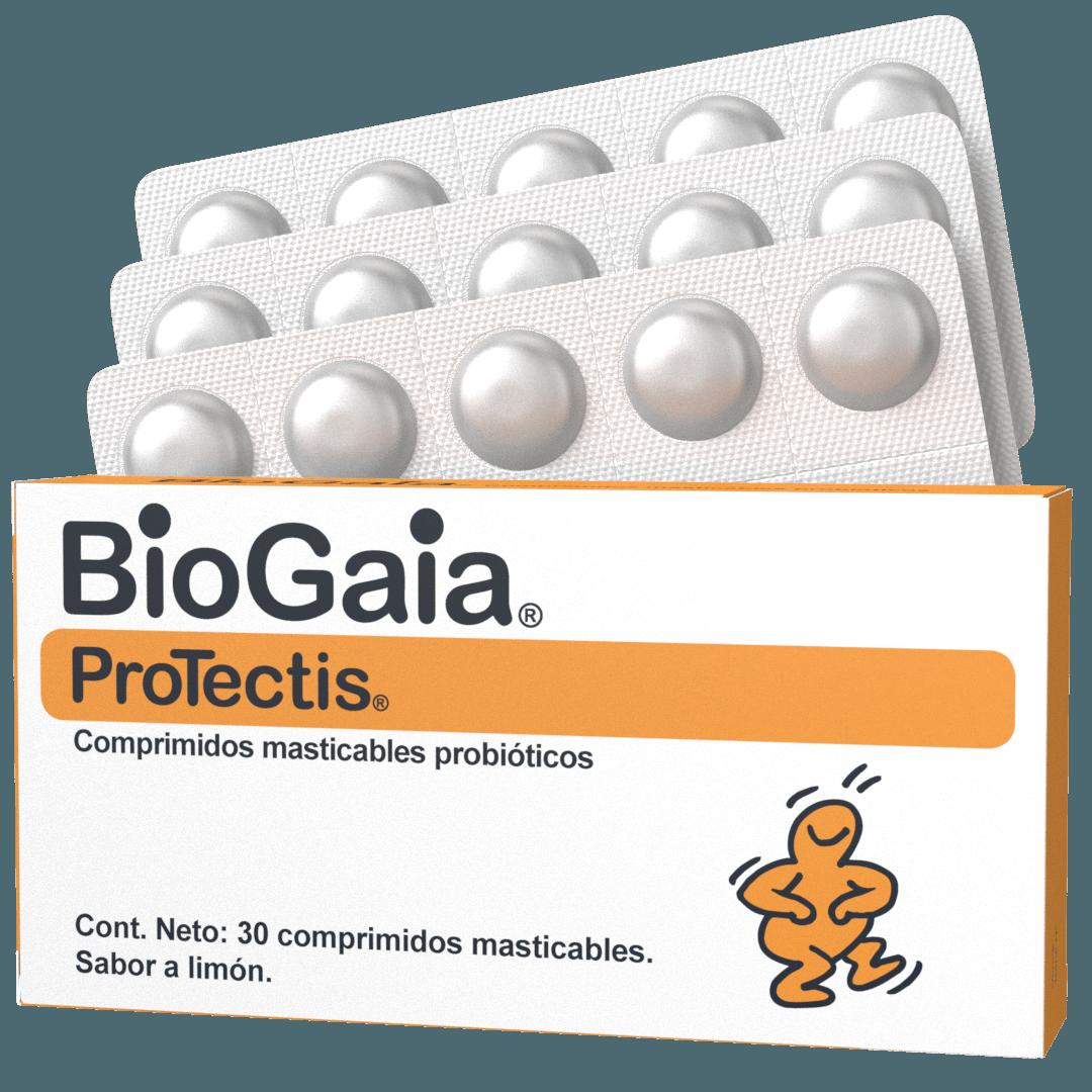 BioGaia Protectis Comprimidos